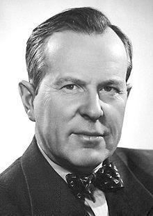 Former Canadian Prime Minister Lester B. Pearson