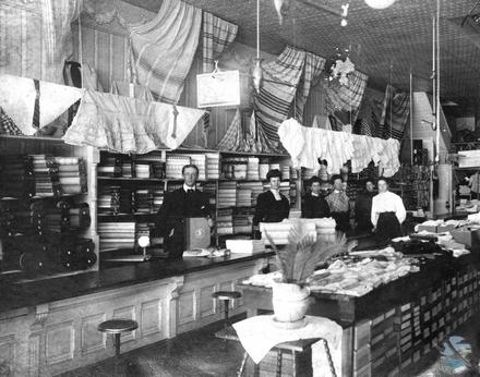 MacLaren's General Store. 1890.